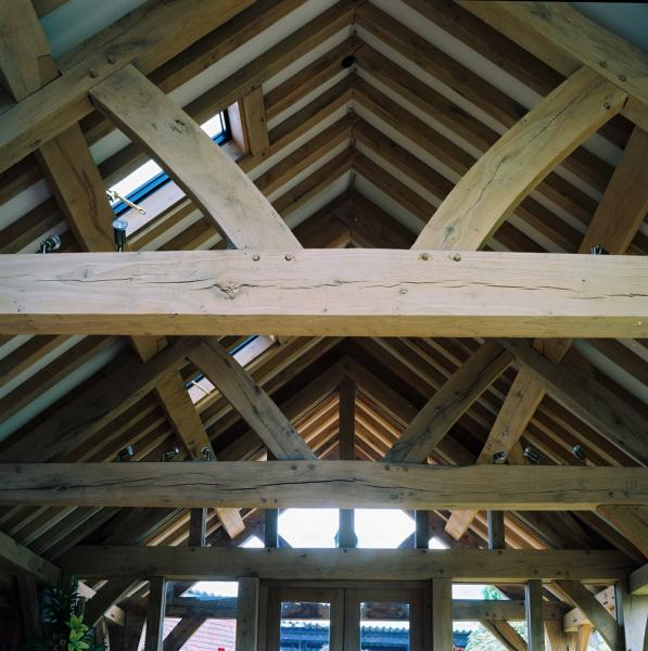 Oak Frame Project Gallery In 2019: The Timber Frame Company
